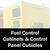 Fuel Control Cabinets & Control Panel Cubicles